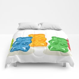 Gummy Bears Gang Comforters