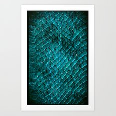 Snake Skin - for iphone Art Print