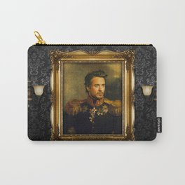 Robert Downey Jr. - replaceface Carry-All Pouch