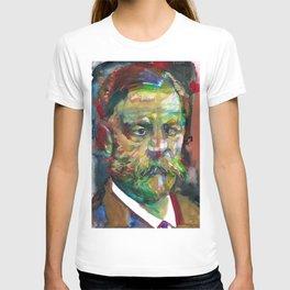 SIGMUND FREUD - watercolor portrait.2 T-shirt