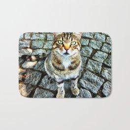 Alley Cat Bath Mat