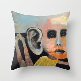 Normal Throw Pillow