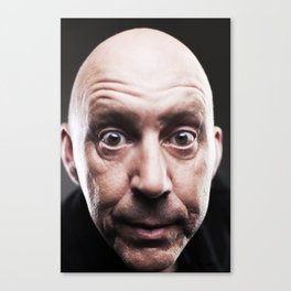 looking at you! Canvas Print