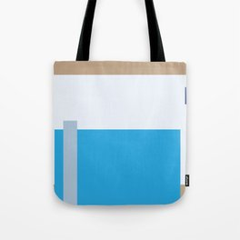 Concerns of the Republic Blue Tote Bag