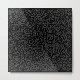 Gooseygander II Metal Print