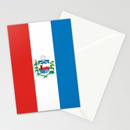 flag of Alagoas Stationery Cards
