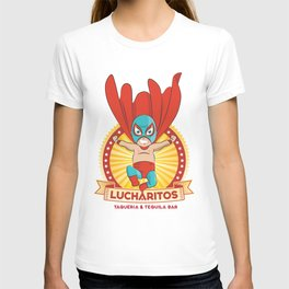 Lucharitos Taqueria & Tequila Bar  T-shirt