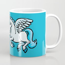 unicorn with wings Coffee Mug