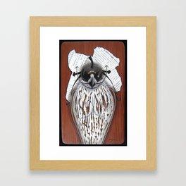 Mordecai- The Royal Tenenbaums Framed Art Print