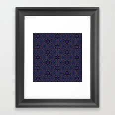 FILIGRANA 2 Framed Art Print