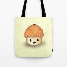 Carrot Cupcake Tote Bag