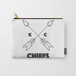 Chiefs Arrowhead Carry-All Pouch
