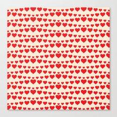 C13D HEARTWAVE Canvas Print