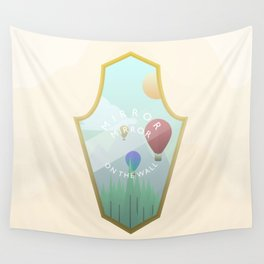 Mirror, mirror, where are you? Wall Tapestry