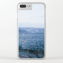 hokkaido. Clear iPhone Case