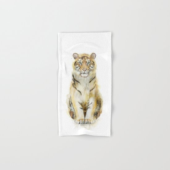 Tiger // Sound Hand & Bath Towel