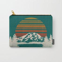 Mount Rainier National Park Carry-All Pouch