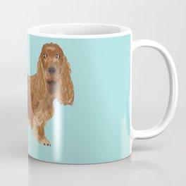 cocker spaniel funny farting dog breed gifts Coffee Mug