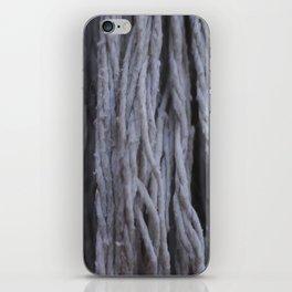 """Cascada de Algodón"" iPhone Skin"