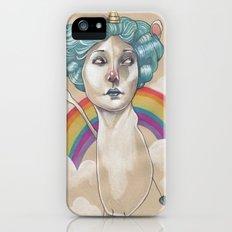 RAINBOW UNICORN Slim Case iPhone (5, 5s)