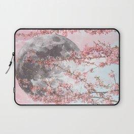 Spring Moon Laptop Sleeve