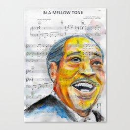 The Duke Canvas Print