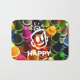 Crayon HAPPY Bath Mat