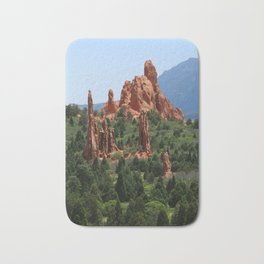Cathedral Valley Bath Mat