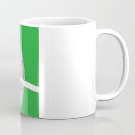 Green-Chameleon Coffee Mug