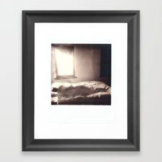 Harry Sleeping Framed Art Print