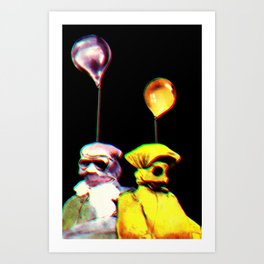 Owners Illusions Art Print