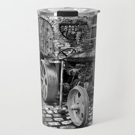 Antique Fordson Tractor of the type your Great Grandpa drove! Travel Mug