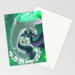 Emerald Megalith Stationery Cards