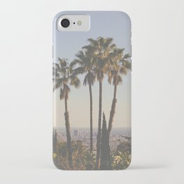 L.A. iPhone Case