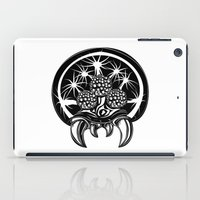 metroid iPad Cases featuring Metroid by Barrett Biggers