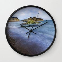 Llandwyn Shore Wall Clock