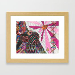 Dekotora Predator Framed Art Print