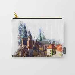 Cracow Wawel Castel Carry-All Pouch