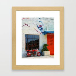 Paris On Ponce, Eastside Beltline Framed Art Print