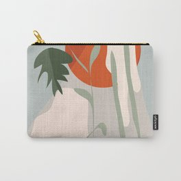 Abstract Shapes 16 Carry-All Pouch