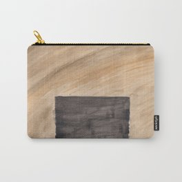 Color Blocking 9 Carry-All Pouch