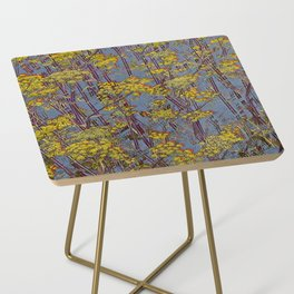 MAGIC DILL WEED Side Table