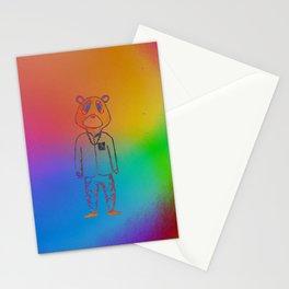 COLOR YE BEAR Stationery Cards