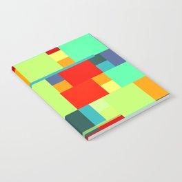 Pop Geometric Notebook