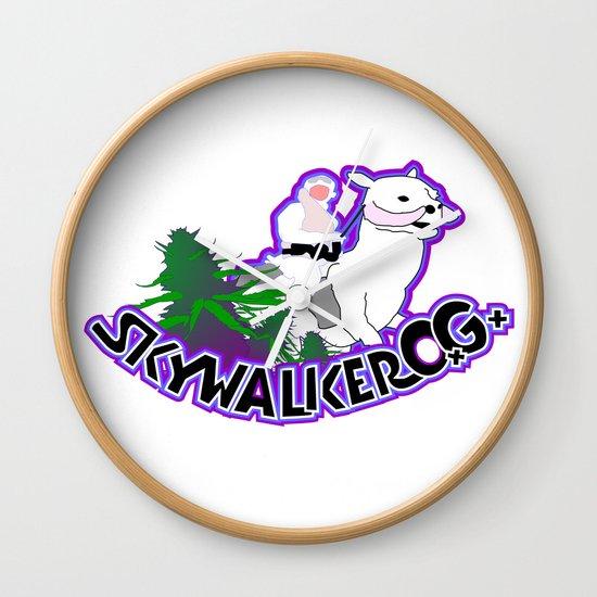 Skywalker OG Wall Clock
