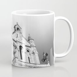 French Sacre Coeur church in Paris Coffee Mug