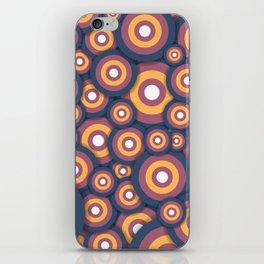 Circle World iPhone Skin