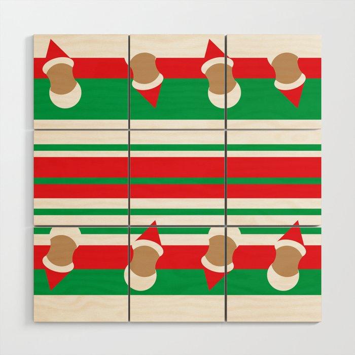 Christmas Wood Wall Art