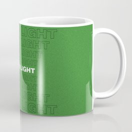Green Light 2 Coffee Mug