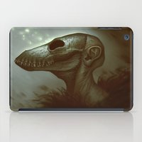 dead iPad Cases featuring Dead by Yoncho Yonchev
